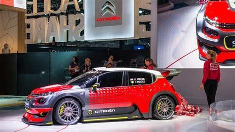 norme si e auto rally 2017 citroen c3 wrc debutta a parigi autosprint