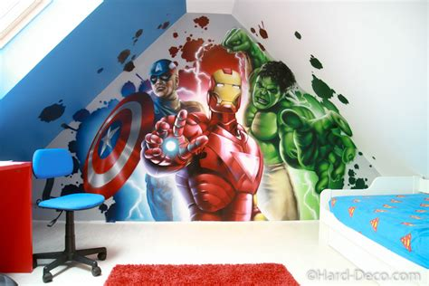 deco chambre garcon heros décoration chambre héros raliss com