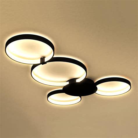bathroom towel designs vonn lighting vmcf41500bl capella black ceiling light