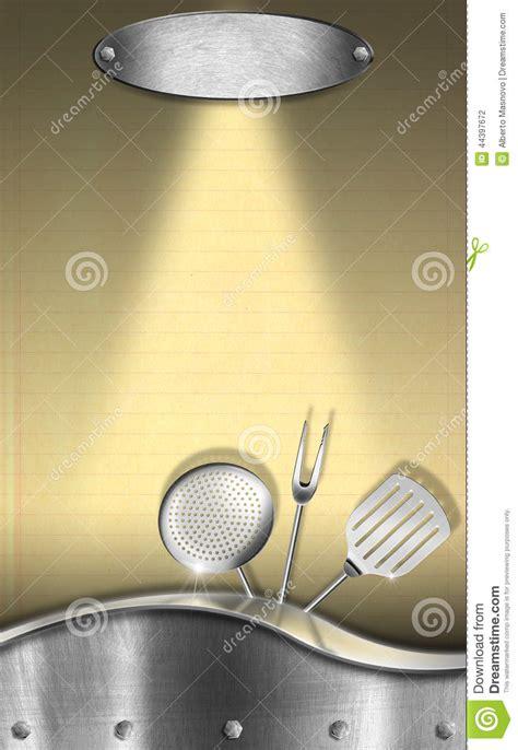 background  recipes  food menu stock illustration