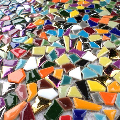 aliexpress buy rainbow colorful ceramc mosaic