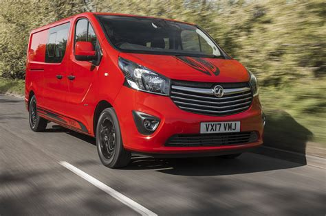 Vauxhall Vivaro Limited Edition Nav Doublecab review   Parkers
