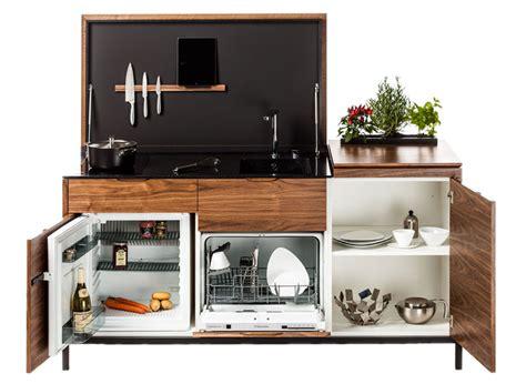 cuisine compacte pour studio une mini cuisine conçue pour les petits espaces