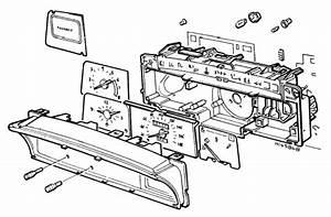 Peugeot 205 - Instrument Panel