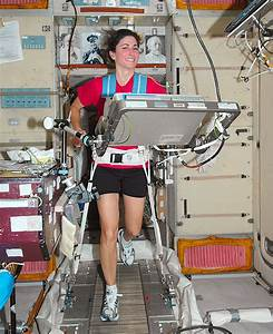 Exercising in Space - makenna's marvelous science world