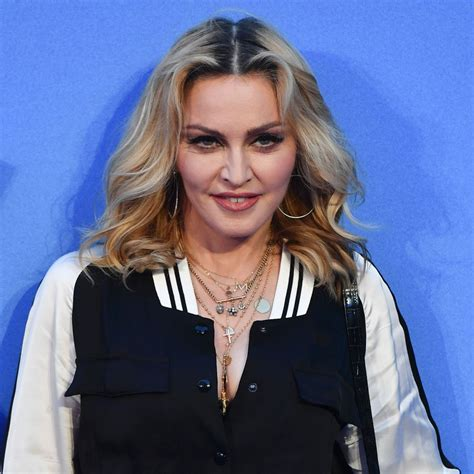 WATCH: B**** It's Madonna! From 'Vogue' To Kissing Michael ...