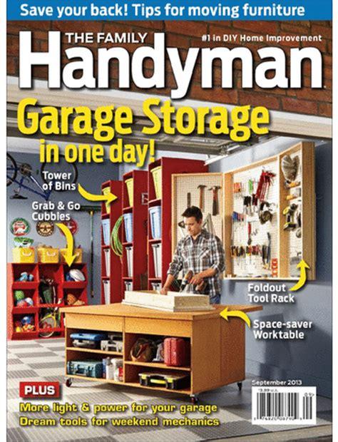 coupon stl family handyman magazine subscription year