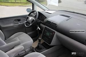 2002 Volkswagen Sharan 2 0 Comfortline    2 Hand    Climate