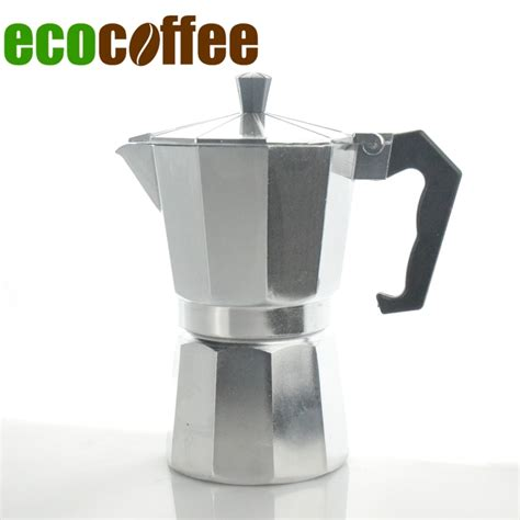 Frequent special offers and discounts up to 70% off for all products! Free Shipping Classic Aluminum Moka Pot Italian Espresso ...