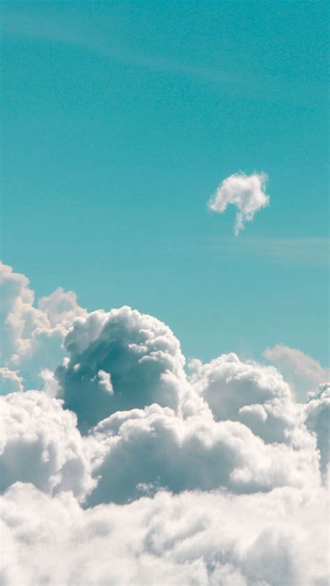 13 fluffy cloudy iphone xr wallpapers preppy wallpapers