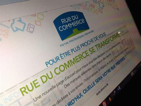 rue du commerce si鑒e social rueducommerce com achève sa mue en centre commercial digital