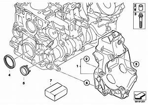 Original Parts For E91 320d N47 Touring    Engine   Engine