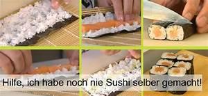 Sushi Selber Machen : hilfe ich habe noch nie sushi selber gemacht ganz ~ A.2002-acura-tl-radio.info Haus und Dekorationen