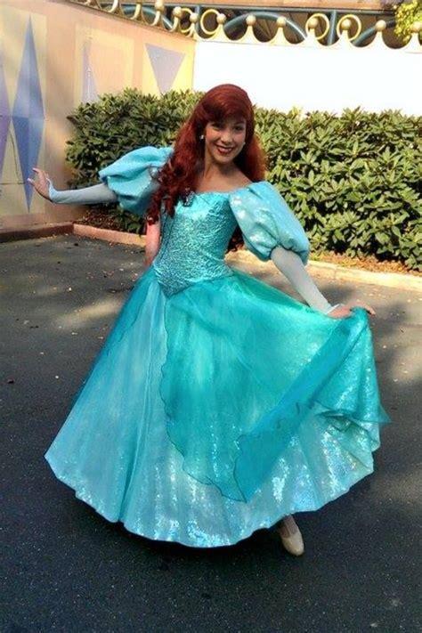 Robe Princesse Disney Ariel