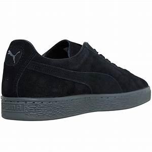 Basket Puma Noir Homme : puma baskets daim classic homme noir ~ Melissatoandfro.com Idées de Décoration