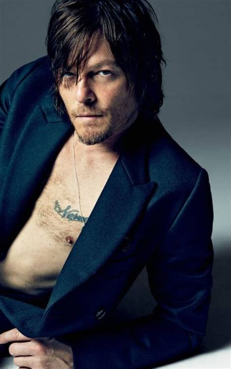 norman reedus movies list height age family net worth