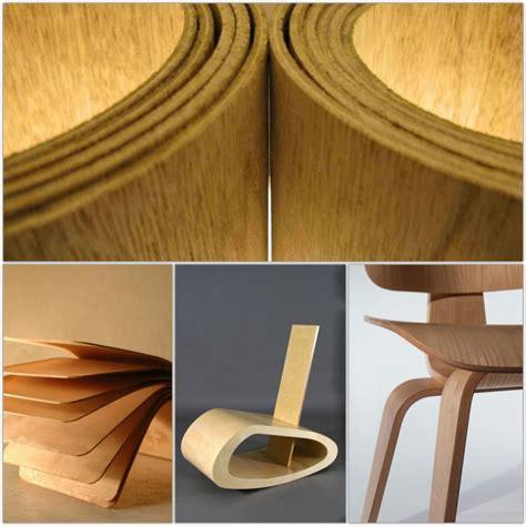 Holz Biegsam Machen by Sperrholz Innovative Technologien F 252 R Das Interieurdesign