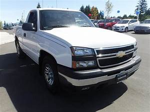 2007 Chevrolet Silverado 1500 Wt Regular Cab 4 3l V6 Short