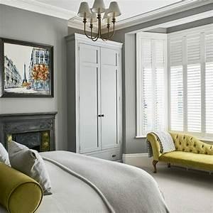 Bild Fürs Schlafzimmer : 1001 ideen f r schlafzimmer grau gestalten zum entlehnen ~ Michelbontemps.com Haus und Dekorationen