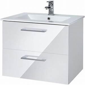 Waschbecken 50 Cm Breit : waschtisch online kaufen waschbecken mit unterschrank otto ~ Bigdaddyawards.com Haus und Dekorationen