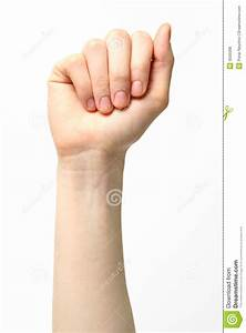 Letter a sign language royalty free stock photos image for Letter a sign