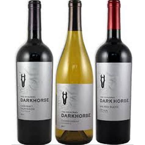 E.&J. Gallo Winery Dark Horse Wine | CS Products