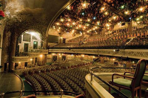 Theatres Features Photos Of Amazing Theaters