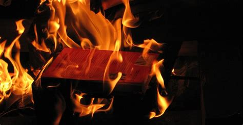 Kid Needs Permission Slip To Read 'fahrenheit 451,' His