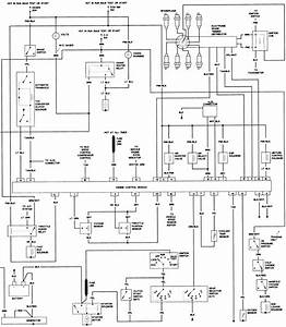 Toyota Ta Headlight Switch Diagram