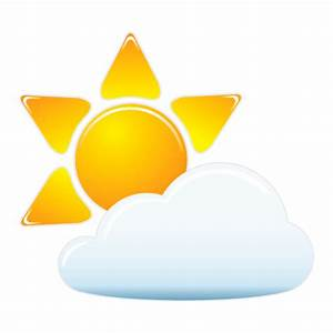 sunny to partly cloudy icons | download free icons