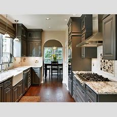 Black Kitchen Cabinets Pictures, Ideas & Tips From Hgtv
