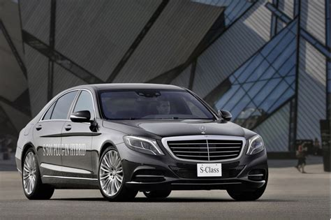 Mercedes In Hybrid by Mercedes S Class In On Sale Early 2015 C Class