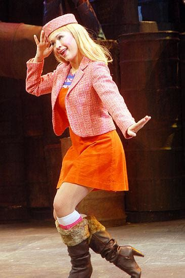 Photo 1 Of 8 Diana Degarmo Rocks Off Broadway As New Star Of The Toxic Avenger