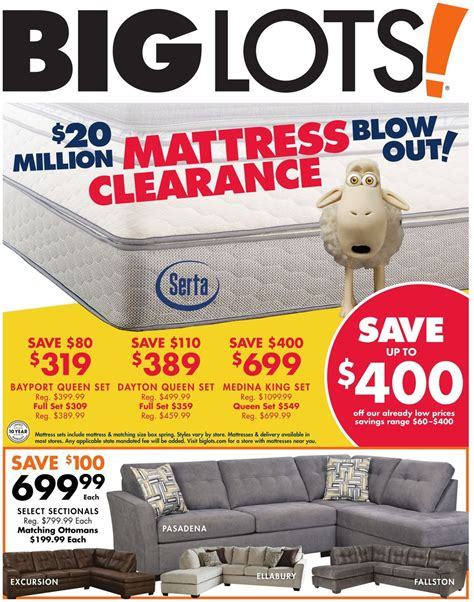 Big Lots Current weekly ad 09/14 - 09/21/2019 - frequent ...