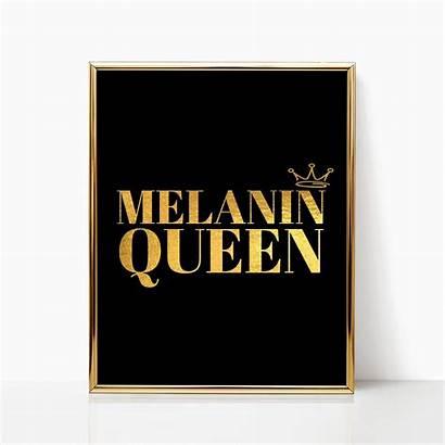 Melanin Queen Word Magic Wallpapers Iphone Wall
