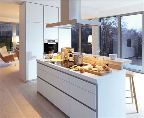 cuisine dans loft cuisine b1 de loft de chez bulthaup photo 7 20 cuisine