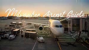 Know Before You Go  Milwaukee Airport Parking  U0026 Terminal