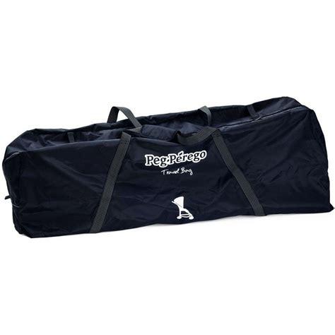 housse de transport poussette de peg p 233 rego accessoires poussettes aubert