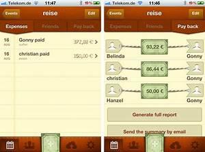 Dropbox Rechnung : wer bekommt noch geld friendcash hilft beim ausgaben splitting im urlaub und im verein video ~ Themetempest.com Abrechnung