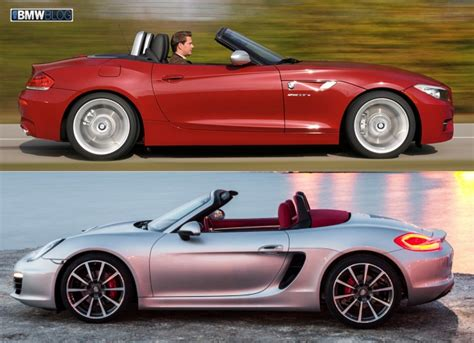 2012 Bmw Z4 Sdrive35is Vs. 2013 Porsche Boxster S