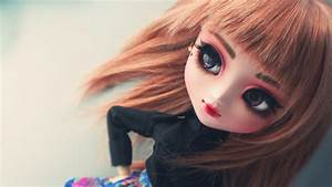 Cute, Girly, Doll, 4k, Wallpapers