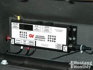 Mump 1004 07 O Gear Vendors Overdrive Electronic Control System - Photo 27176348