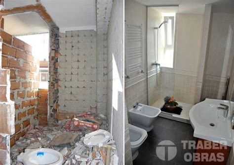foto reforma integral de vivienda por traber obras bano