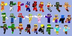 Minecraft Skins Everythingminecraftblog