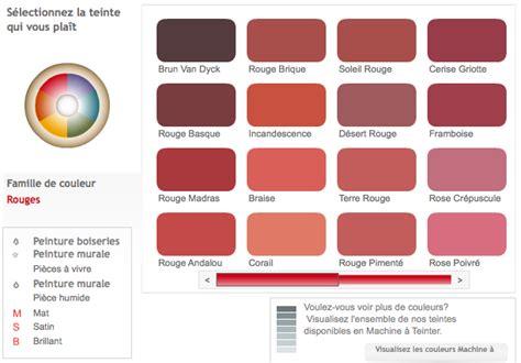 palette de couleur peinture pour chambre le simulateur dulux un nuancier peinture interactif