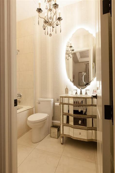 Back Lighted Bathroom Mirrors by Mirrored Vanity Bathroom Bathroom Mirrors Vanity