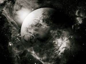 Planet Black And White