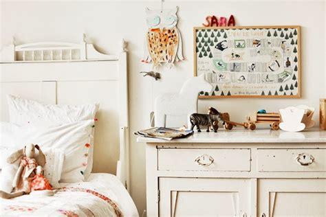 Bohemian-style Kids Bedroom
