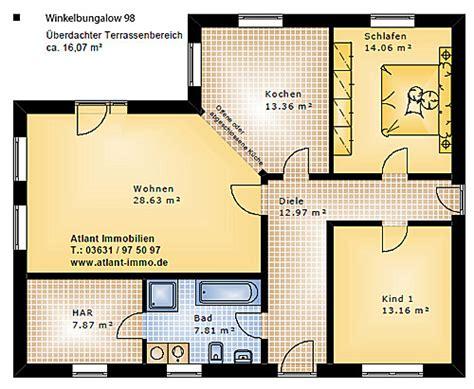 Haus 70 Qm by Einfamilienh 228 User Ab 64 Qm Wohnfl 228 Che Massivhaus Neubau