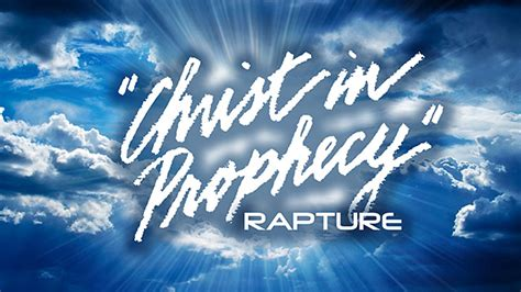 rapture bible prophecy lamb  lion ministries